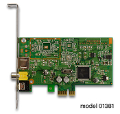 ImpactVCB-e - PCI Express video capture board