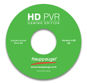 HD PVR Gaming Edition CD-ROM